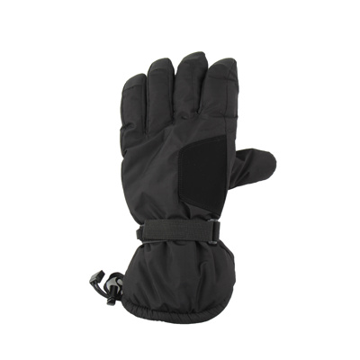 Gloves Men Ski with PU Patch