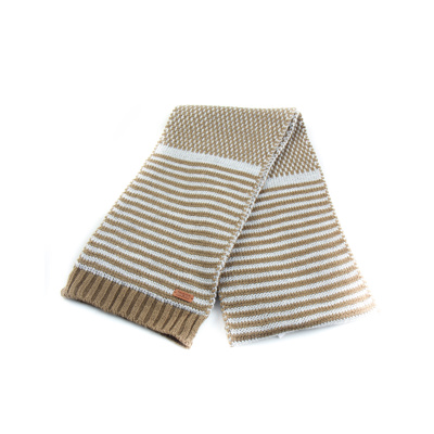 Scarf Boys Knitted
