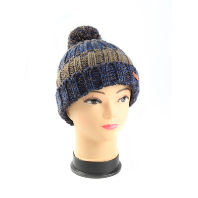 Hat Boys Knitted Pompom